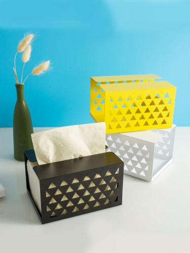 Tissue Storage Box Creative Designed Home Bath Room Napkin Box